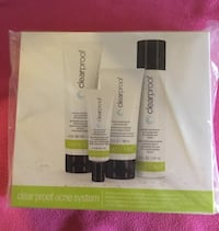 Clearproof acne system gift set