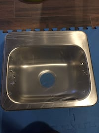 Handicapped stainless steel sink Innisfil, L9S