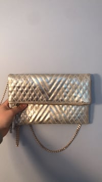 Silver prom clutch Waterloo, N2L 2W2