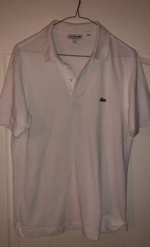 Photo Lacoste Polo size 5 Medium