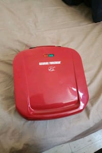 George Foreman Grill new never used Toronto, M1E 4P8