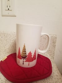 Starbucks Christmas Mug GAINESVILLE