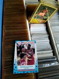 assorted trading cards with box Titusville, 32780
