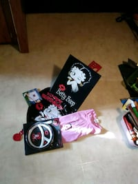 Betty Boop collectables.  Lewisville, 75056