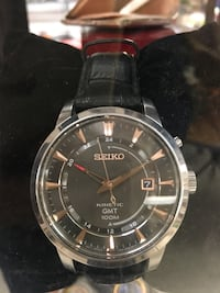 Seiko Kinetic from the '90's very collectible! Perfect condition! Needs battery  Tinton Falls, 07724