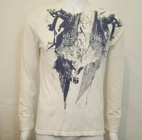 Men's American Eagle Outfitters AEO Long Sleeve Shirt Thermal Size Medium