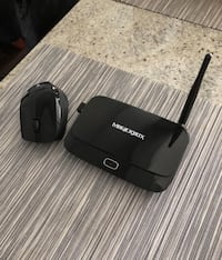 Android Box 1080p Wi-Fi with wireless mouse