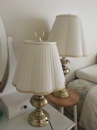 Set of two classic table lamps 3751 km