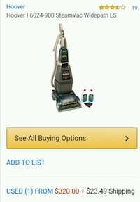 Cleans with hot tap water, cleaning solution; no f Los Angeles, 90044