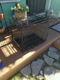 Animal cage collapsible