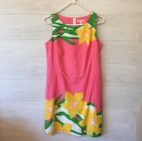 Lilly Pulitzer Stephanie Shift Dress (Worn Once) Cambridge, 02138