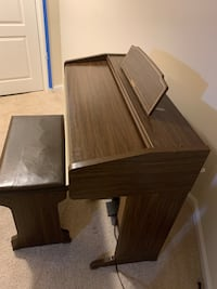 Final sale on Technics Organ. Lowered from $175 to $110. Pick up only. Frederick, 21703