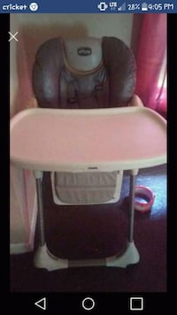 Chicco high chair Jacksonville, 28540