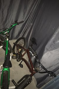 2 bikes together for 50$