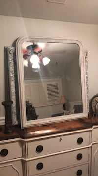 Shabby chic farmhouse mirror Fort Myers, 33908