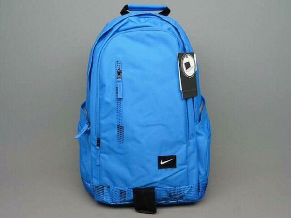 Used blue and black Adidas backpack for sale in New York - letgo 2e79fb7007729