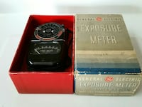 GE exposure meter  Newark, 19711