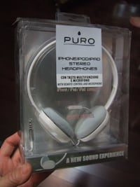 new puro stereo headphone for Iphone,Ipad,1221 Mississauga