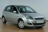 Ford Fiesta 1.4i Trend 5 Puertas. Solo 38.000 Kms