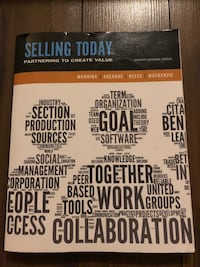 Personal selling book Surrey, V3T 0H2