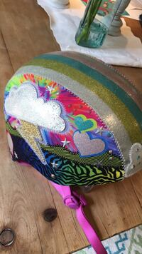 Girls helmet Miami