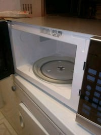 white and black electric range oven Forestville, 20747