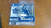 McFarlane Toys NHL Sports Picks Legends Series 1 Action Figure Frank Mahovlich (Toronto Maple Leafs) Blue Jersey Mississauga
