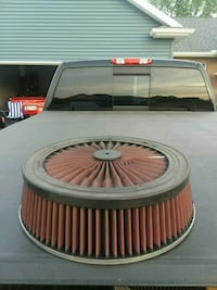 Advance Flow air cleaner Sidney, 45365