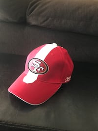 Brand new with tag attached. Never used. San Francisco 49ers hat. Los Angeles, 90012