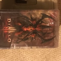 Diablo figure sealed box perfect condition  Lindsay, K9V 1B3