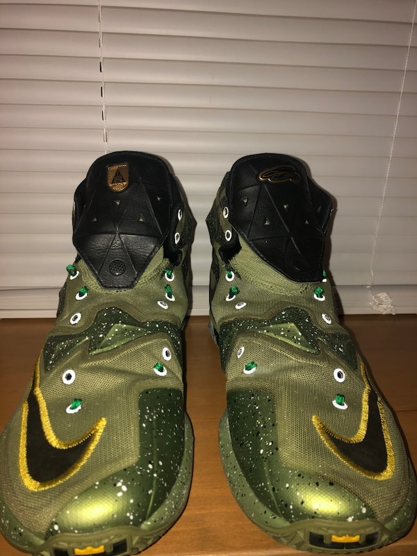 """Lebron 13 """"All Star"""" Size 10.5"""