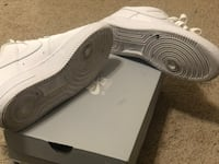 Nike Air Force One Mens Size 8 Worn Once  Germantown, 20874