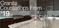 Granite Kitchen Countertop  Woodbridge