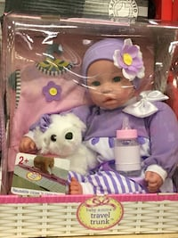 New baby doll special for holiday gift new in the box