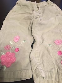 Girls 18 Month Pants