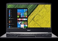 "Acer Swift 5 14"" i7-7500u Oslo, 0675"