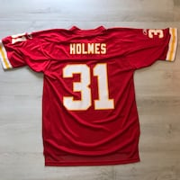 Priest Holmes Jersey Kansas City  Herndon, 20170