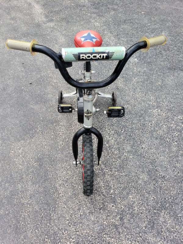 Huffy Rockit Boys Bike for ages 3 to 5 f22d89bb-fc53-429b-a5d0-2ab9af7e4494