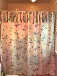 Like New Shower Curtain
