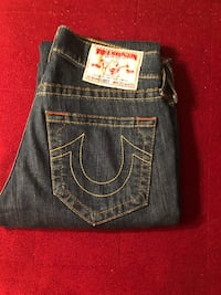 Women's true religion row 30 seat 33 section Bobby flap less old style  Salinas, 93906