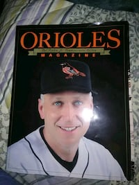 Orioles bookpicture of the team from 1984 Hagerstown
