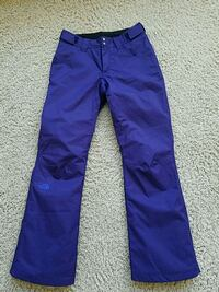 The North Face Womens Freedom Snow Pants size small Parker, 80138