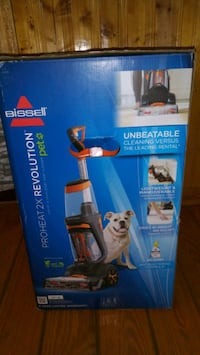 Bissell Revolution Proheat II Pet Forest City, 28043