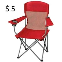 Ozark trail basic mesh camp chair with cup holder San Diego, 92122