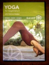 YOGA - for beginners DVD Hagerstown, 21742