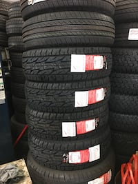 235/70R16 SET OF 4 TIRES ON SALE WE CARRY ALL BRANDS  San Ramon, 94583