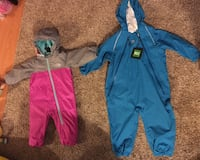 Northface Snowsuit & MEC Newt Suit Burnaby, V5E 1R7