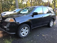 2005 Acura MDX New Fairfield