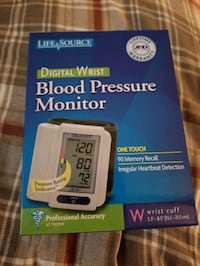 LifeSourceDigital Blood Pressure Monitor Brand New and in Original Pac