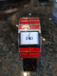 D&G watch - $300 value for $70